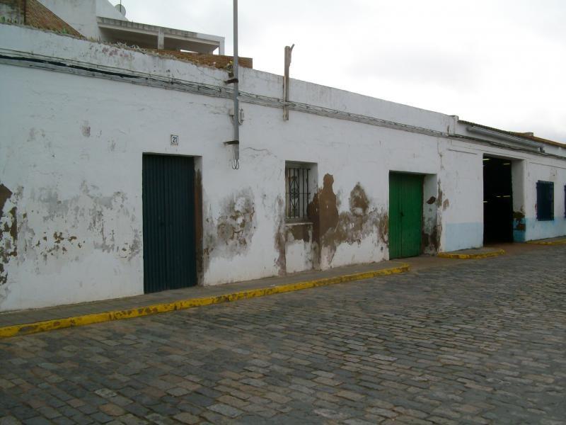 Nave Muelle Norte Ayamonte HUELVA FLS Gestión