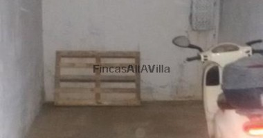 FINCAS ALTAVILLA SL Garaje CENTRO Ayamonte HUELVA