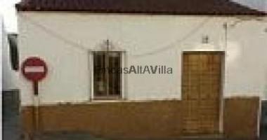 FINCAS ALTAVILLA SL Casa PUEBLO Villanueva de los Castillejos HUELVA