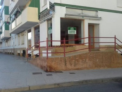 FINCAS ALTAVILLA SL Local SALON Ayamonte HUELVA