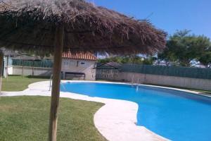 Gestión Inmobiliaria La Antilla Bajo con jardín playa de la antilla La Antilla HUELVA