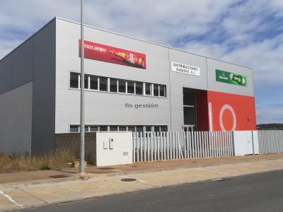alquiler<br>venta Nave Poligono industrial SEPES Ayamonte HUELVA FLS Gestión
