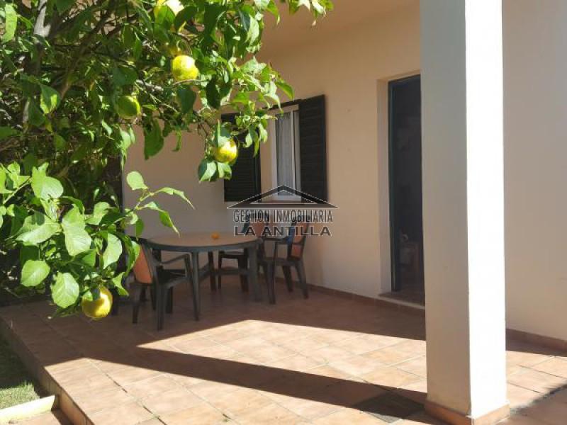 Chalet Playa de Urbasur Isla Cristina HUELVA Gestión Inmobiliaria La Antilla