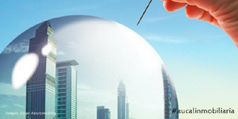 Fitch confirma el comienzo de una burbuja inmobiliaria